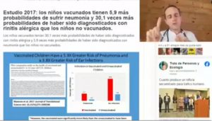 Dr Angel vacuna de mierde