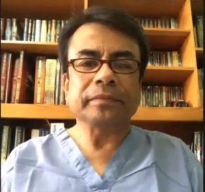Dr Eduardo Caceres
